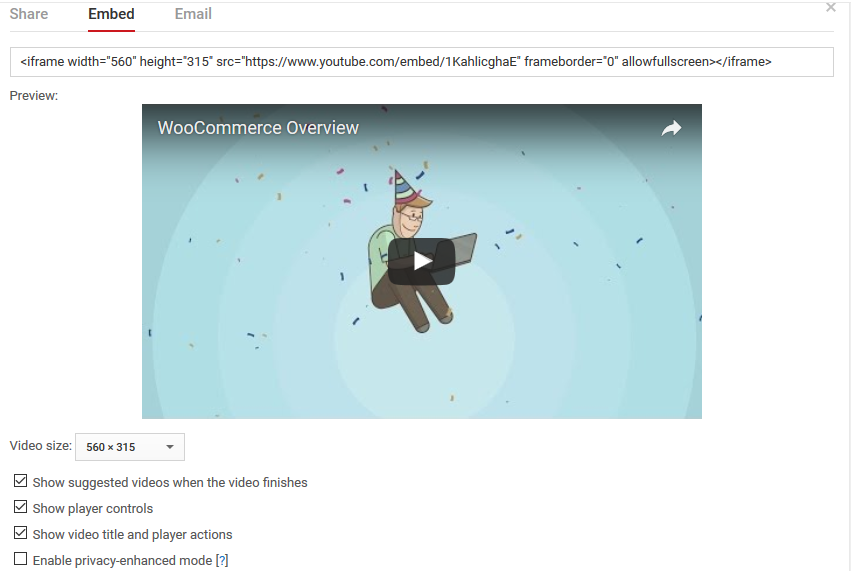 How to Embed YouTube Videos in WooCommerce (Product Description etc
